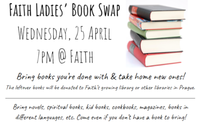Women's Ministry: Book Swap