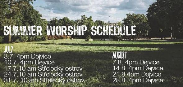 faith summer worship