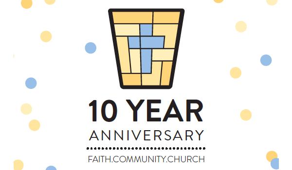 10 Year Anniversary Celebration Weekend