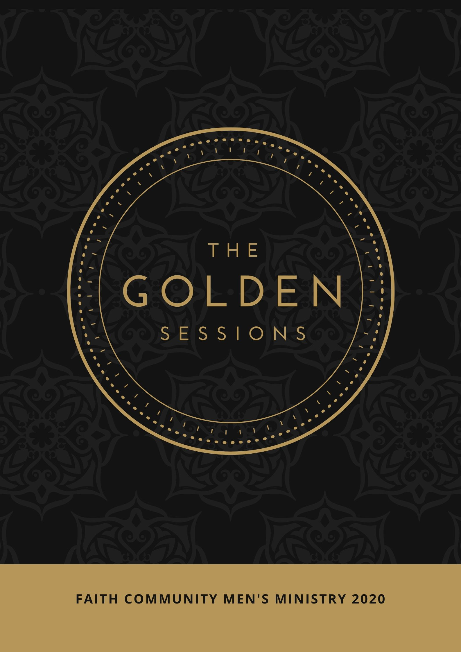 Men's Golden Session, 30 September!